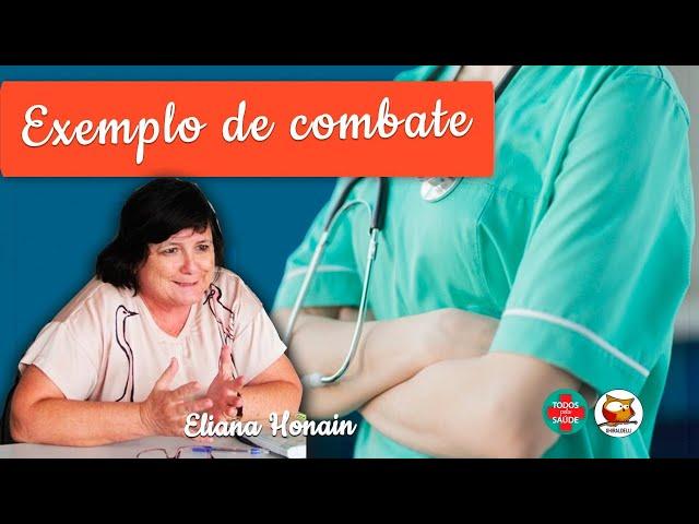 EXEMPLO DE COMBATE A SINDEMIA | Secretária de Saúde de Araraquara