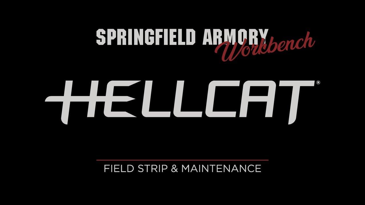 Springfield Armory® Workbench: Hellcat