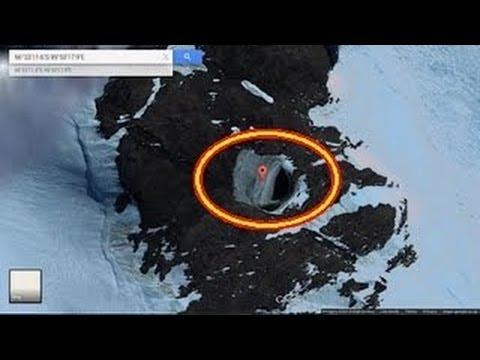 【驚愕】グーグルマップで黒く塗りつぶされていた秘密の場所!世界最高機密?UFOの基地も?【5 Top-Secret Places that are CENSORED on Google Maps】
