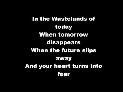 Linkin Park - Wastelands (Lyrics Video)