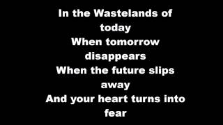 Linkin Park - Wastelands (Lyrics Video)