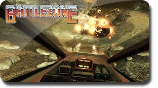 Battlezone ► Mars Skirmish