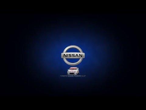 Türkiye Nissan Primera Clup Intro 60fps FHD