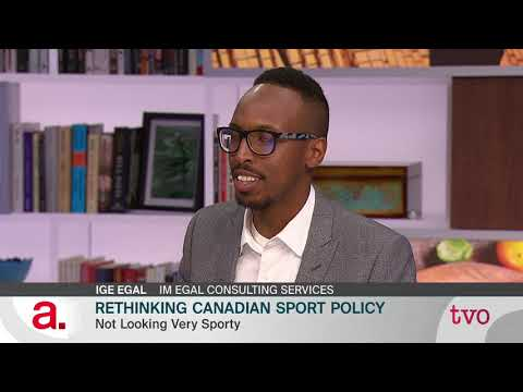 Rethinking Canadian Sport Policy