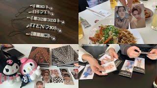 쩐니로그 ☁️ 헨드리 (행복) 공식 | 이니셜 가죽 키…