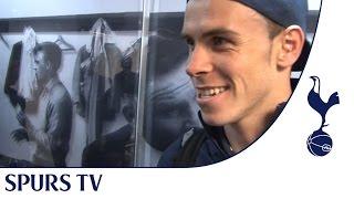 Tottenham Hotspur 3-1 Manchester City | Gareth Bale reacts