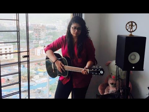 SANAM RE   Acoustic   By Indrani Bhattacherjee