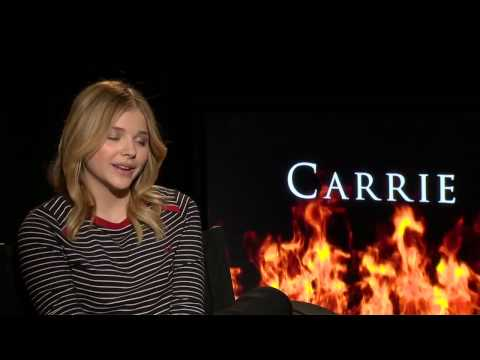 Carrie  Chloe Grace Moretz's Advice on How to Make it in Hollywood