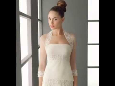 Civil wedding dresses - YouTube