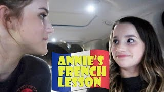 Annie's French Lesson 🇫🇷 (WK 367.5) | Bratayley
