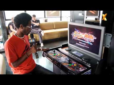 MadCatz Unveiled - Bespoke Arcades