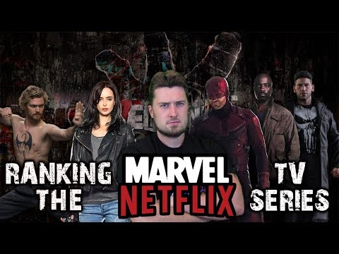 Ranking the Marvel Netflix TV Series