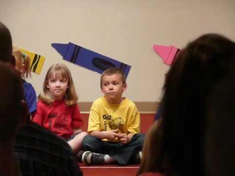 Clark's Farmington Preschool Graduation
