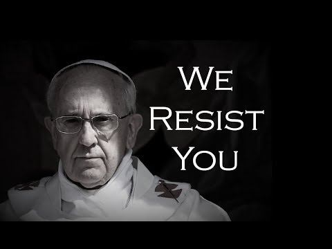 CHURCH in CRISIS: World's Catholics Resist Pope to His Face