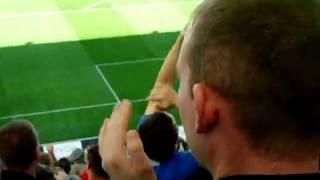 Hibs 0-3 Rangers 22/08/10 1st Kenny Miller Goal