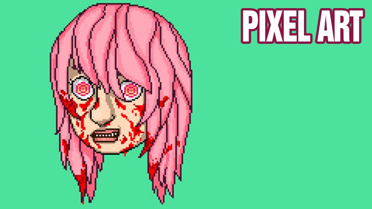 Pixel Art :: Hotline Miami Sprites