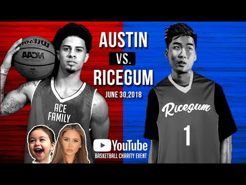 THE ACE FAMILY CHARITY BASKETBALL EVENT!!! **OFFICIAL LIVE STREAM** - Ржачные видео приколы