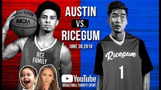 THE ACE FAMILY CHARITY BASKETBALL EVENT!!! **OFFICIAL LIVE STREAM** thumbnail