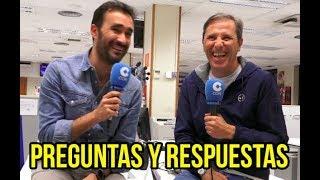 Paco González y Juanma Castaño se mojan respondiendo a los oyentes