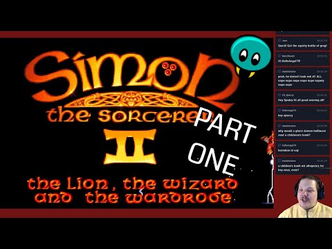 Simon the Sorcerer II: The Lion, The Wizard and the Wardrobe (PC) | SORDID RETURNS