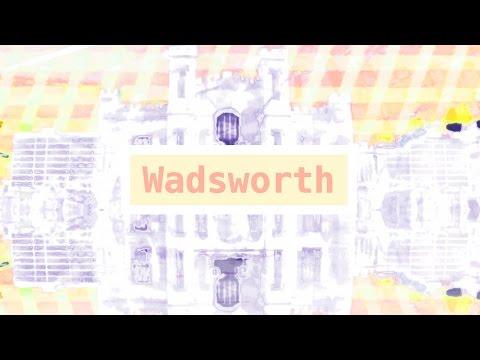 Wadsworth: Speed Art Music Video (Hartford Travel Series)