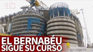 REAL MADRID | El Bernabéu no para: gran avance y cambios en las nuevas torres