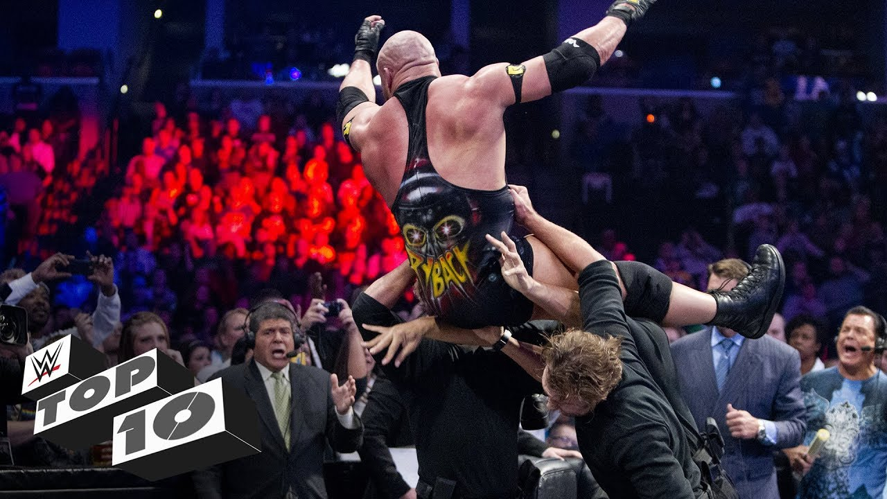 Extreme Survivor Series Moments: WWE Top 10, Oct. 10, 2018