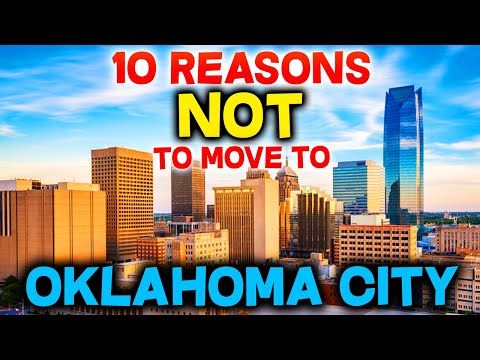 Top 10 Reasons NOT To Move To Oklahoma City