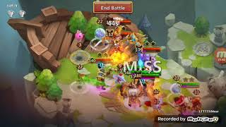 Lost battle field with strom eater on f2p acount.