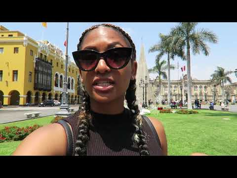 Travel with Kendra - LIMA, PERU