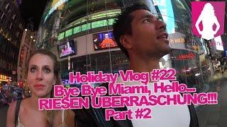 RIESIGE ÜBERRASCHUNG für Julian #2 - Holiday Vlog 22 - Alina privat   www.size-zero.de