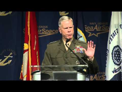 """Sea Air & Space Exposition: Sea Air Space Panel """"Service Chiefs' Update"""""""