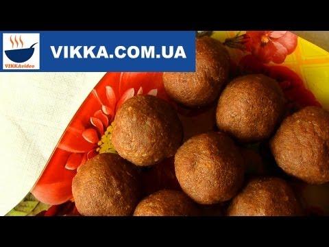 Пирожное Картошка из сухарей простой рецепт-VIKKAvideo