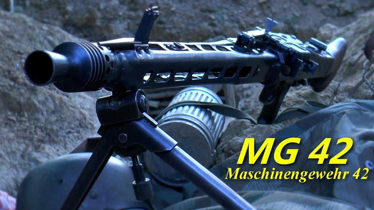 My Original WW2 German MG42 Machine Gun - Maschinengewehr 42 - Deactivated  MG42