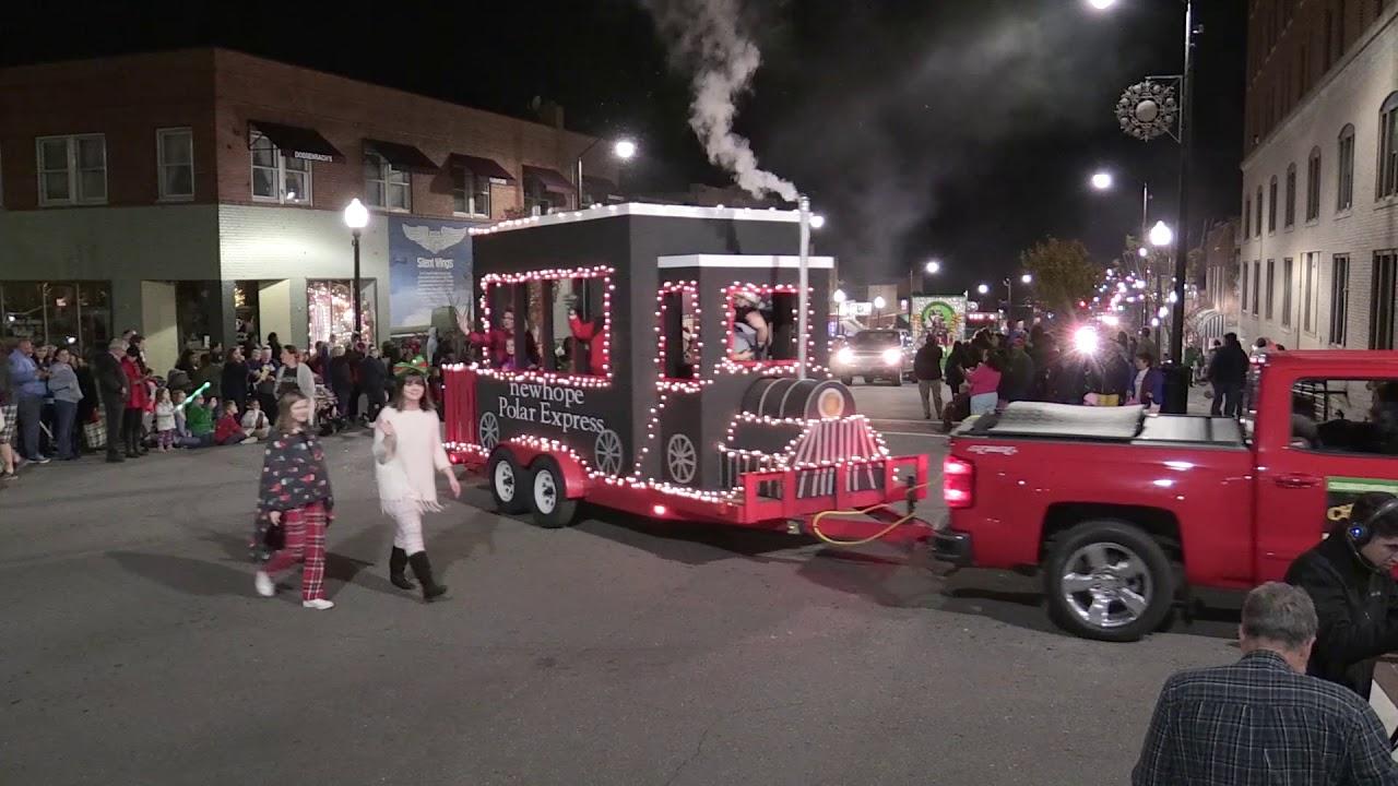 Sanford Christmas Parade 2020 Sanford, NC Christmas Parade 2018   YouTube