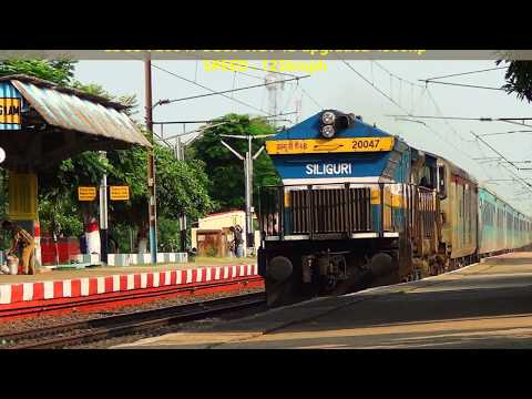 INDIAN RAILWAYS HIGH SPEED RAJDHANI|DURONTO|SHATABDI COMPILATION 120KMPH TO 155KMPH TRAINS PART 1