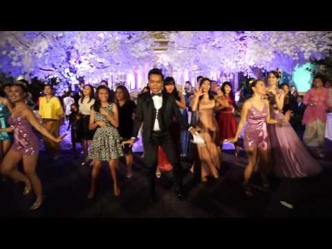 Wedding Dance & Flashmob Hosea and Meity #5 | Part 2 | MUSEUM BANK INDONESIA