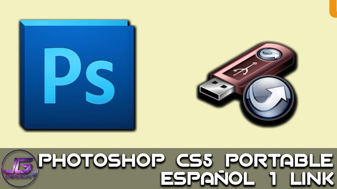 descargar photoshop cs5 portable mf