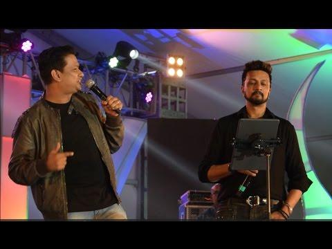 Kichcha Sudeepa and Vijay Prakash Live Performance at Global Academy of Technology