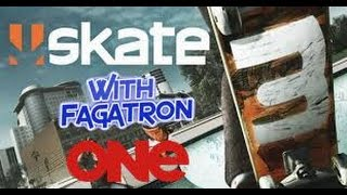 SKATE 3 | Funny Stuff | Fagatron