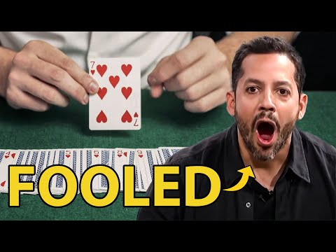 The Card Trick That FOOLED David Blaine | Revealed