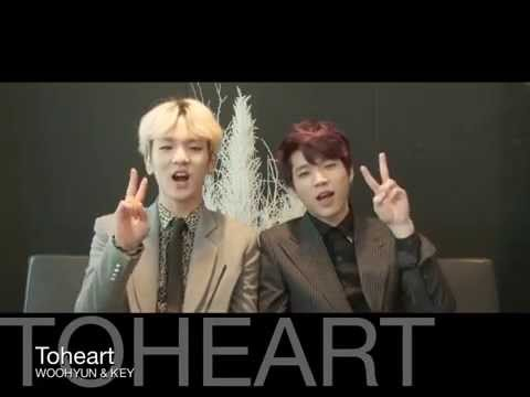 #Toheart's message for Singapore fans