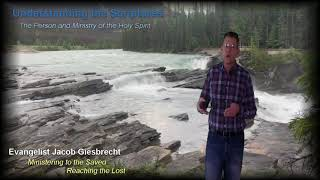 Understanding the Scriptures (The Ministry of the Holy Spirit)