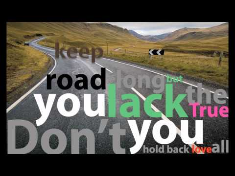 you will get there - Bru Cazenove