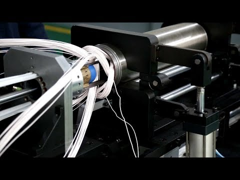 Well Pump Motor Stator Coil Inserting  Machine