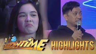 "It's Showtime Miss Q & A: Jhong compliments ""Ate Girl"""