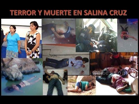 Salina Cruz MUERTE Y TERROR se roban el recurso de SUBSEMUN
