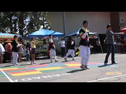 Soleado Elementary School International Fair 2012 - Gee