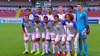 U-20 MNT vs. Haiti: Highlights - Feb. 21, 2017