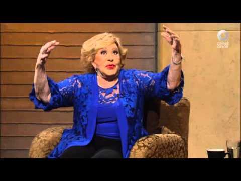 Conversando con Cristina Pacheco - Silvia Pinal (18/03/2016)